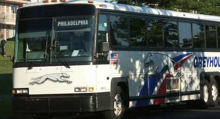 Where Is the Greyhound Bus Express Service Offered?