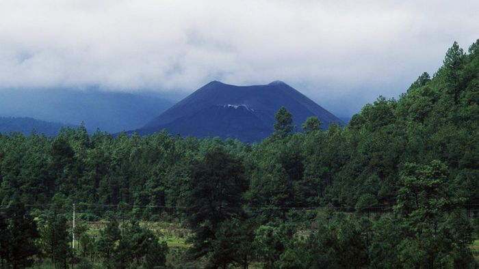 What Is a Cinder Cone Volcano?
