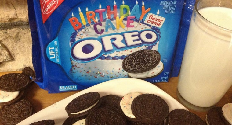 What Are Some Fun Facts About Oreo Cookies?