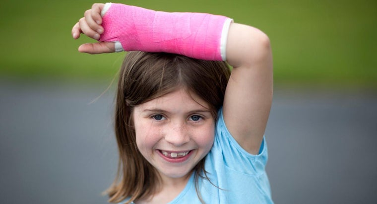 What Is the Healing Process for a Wrist Fracture?