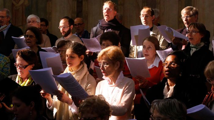 What Are Some Old Catholic Hymns?