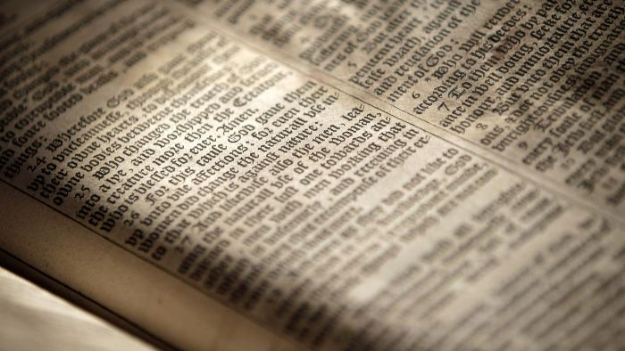 What Are Some Important King James Bible Verses?