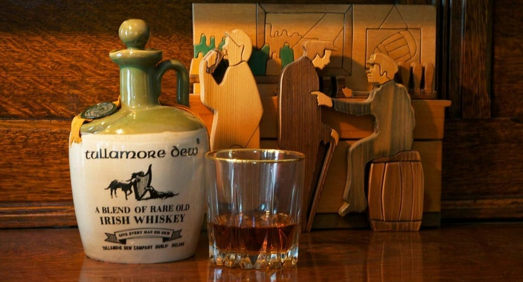 What Are Some Types of Irish Whiskey?