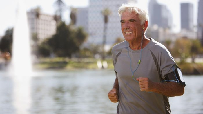 How can men prevent a heart attack?