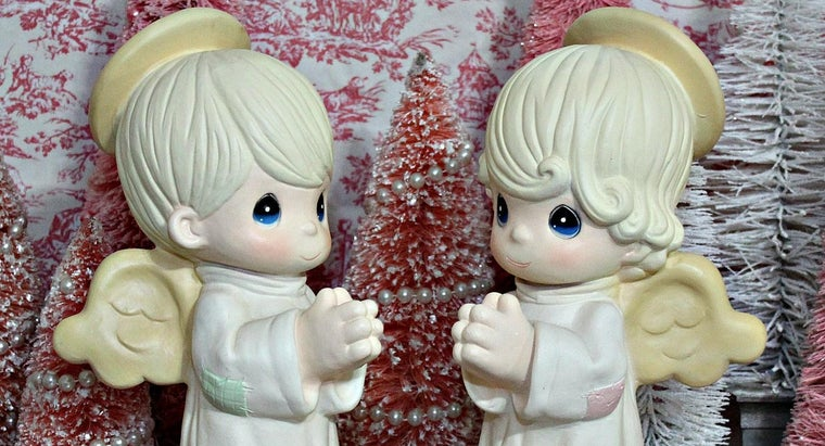 How Can You Find the Value of a Precious Moments Figurine?