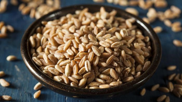 What Are the Health Benefits in Eating Farro Grain?