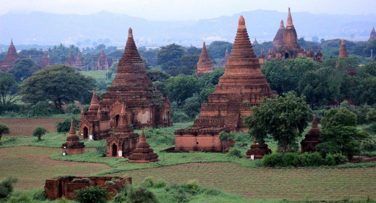 What Is the Climate of Myanmar?