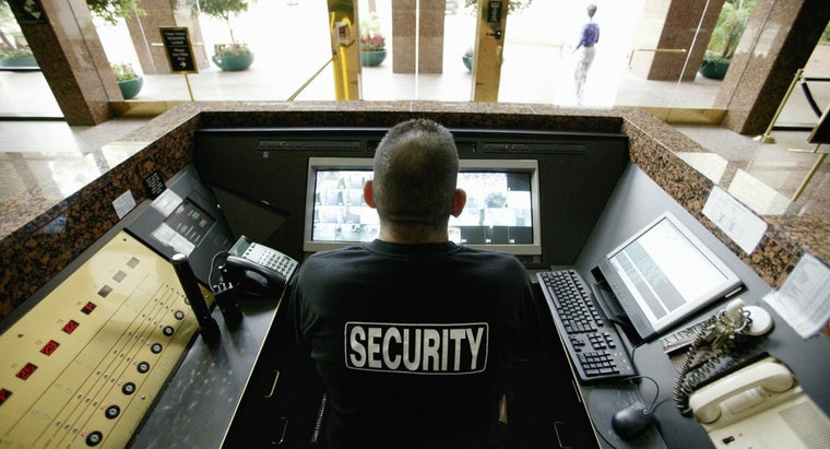 How Do You Get a Job at Universal Security Services?