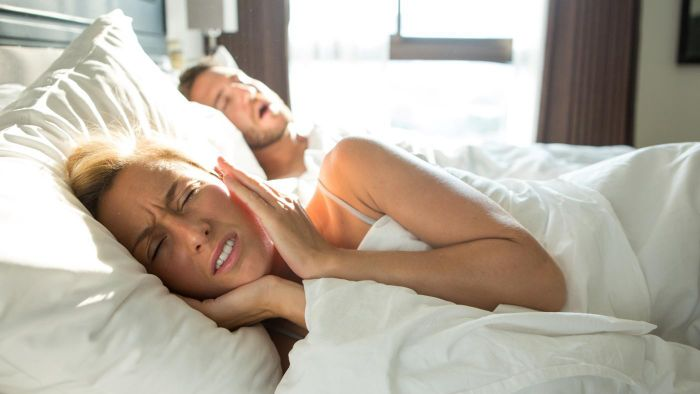 What Are Some Natural Cures for Snoring?