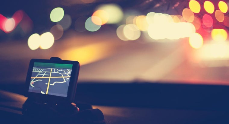 What Is the Most Popular GPS Navigator?