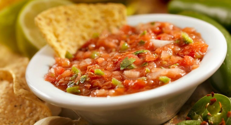 What Is an Easy Homemade Salsa Recipe?