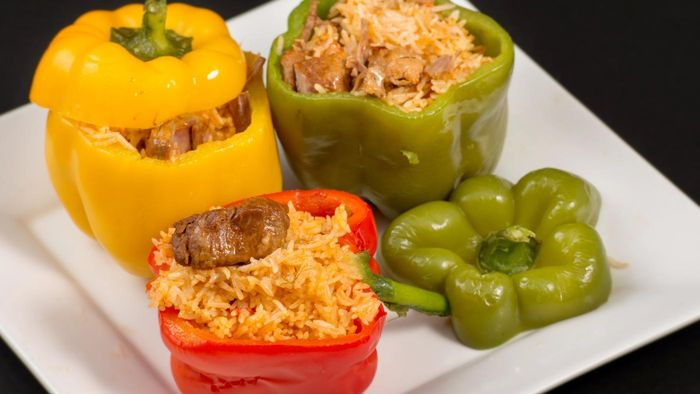 Where Can You Find Recipes for Stuffed Peppers With Rice?