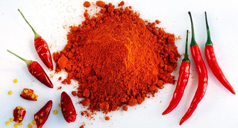 What Are Some Ingredients That Are Used to Make Chili Powder?