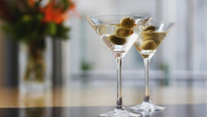 What Are Some Recipes for Martini Drinks?