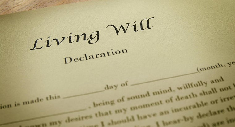 What Are Living Wills?
