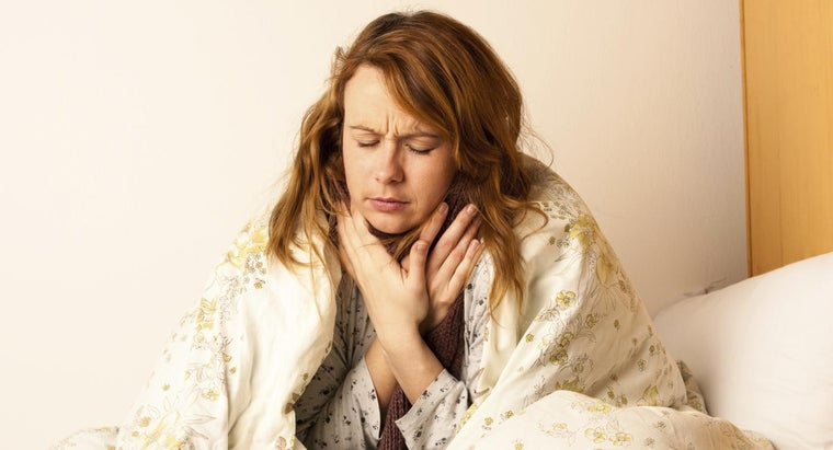 What Causes Infected Lymph Nodes in Your Neck?
