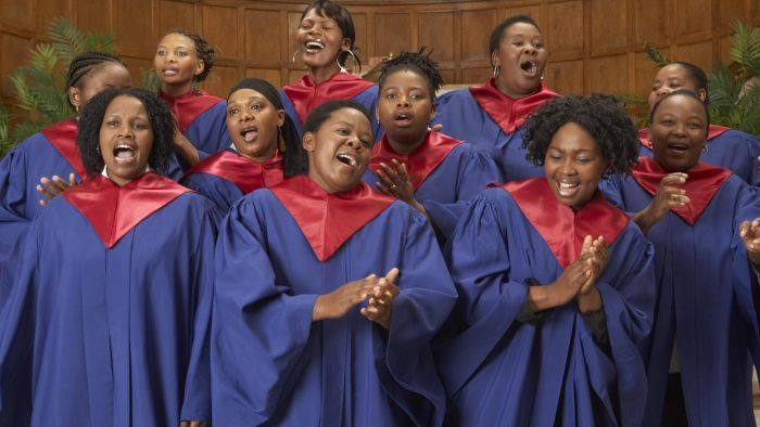 What titles would you find on a list of all-time top gospel songs?