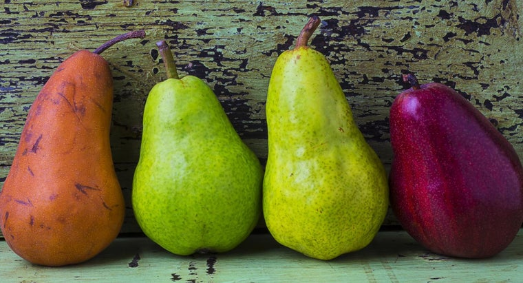 What Is a Good Pear Wine Recipe?