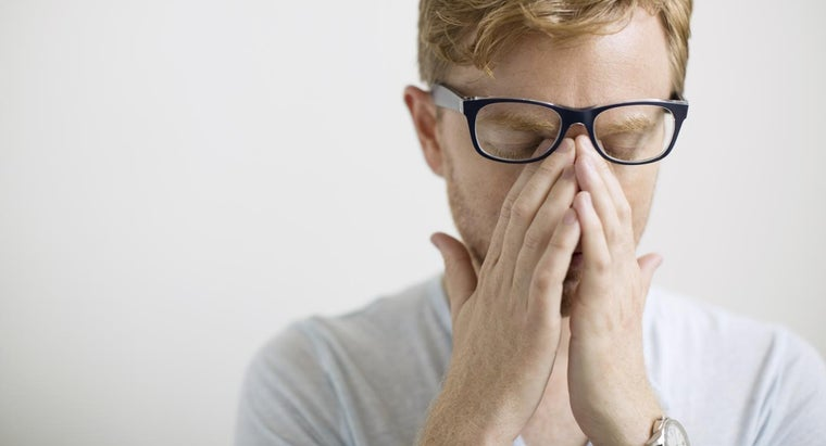 Why Are Symptoms of a Sinus Headache Worse When You Bend Over?