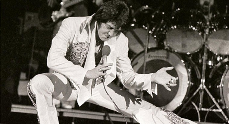What Level of Karate Belt Did Elvis Presley Receive?