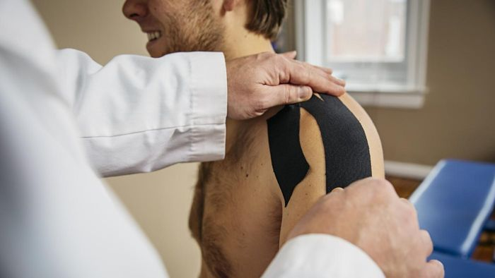 What is the recovery time for shoulder surgery?