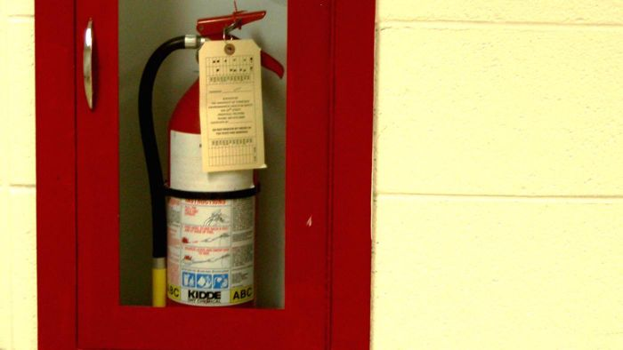 What Types of Fire Extinguishers Are Available for Home Use?