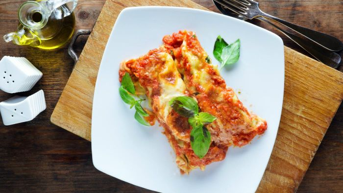 What's an Easy Recipe for Cannelloni?