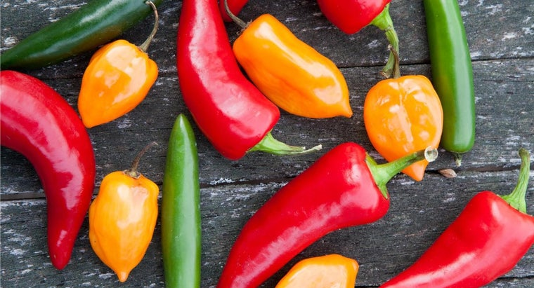 What Are Some of the Hottest Peppers?