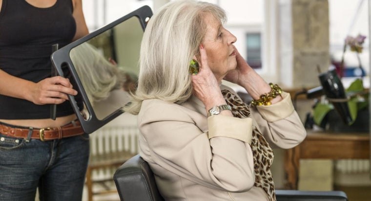 Are There Companies That Provide in-Home Hair Services for Seniors?