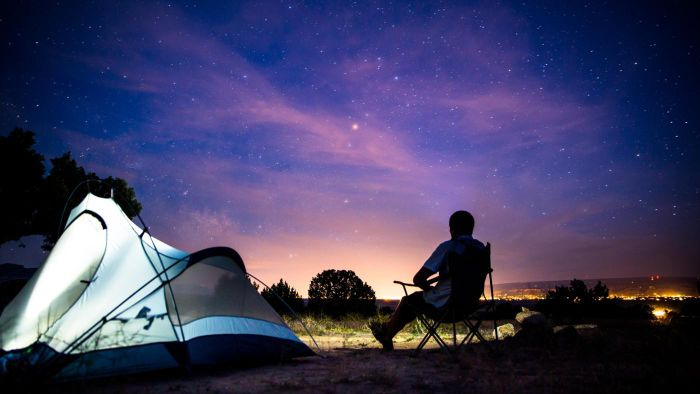 How Can You Learn to Assemble a Tent?