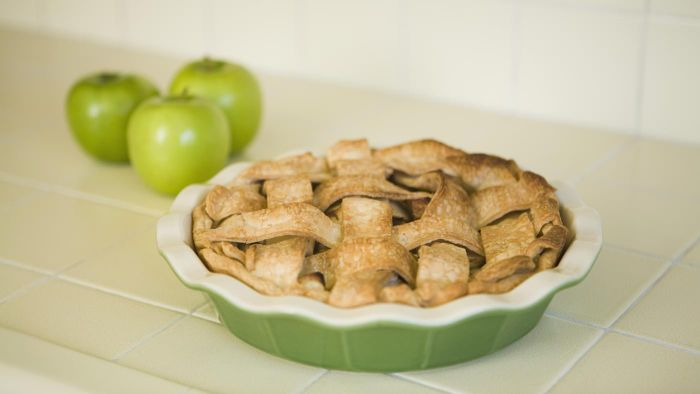 What Are Some Award-Winning Apple Pie Recipes?