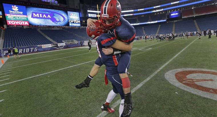 How Can You Find Information About a High School's Football Playoffs?