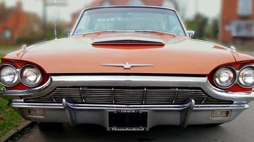 Where Can You Buy Parts for a 1965 Ford Thunderbird?