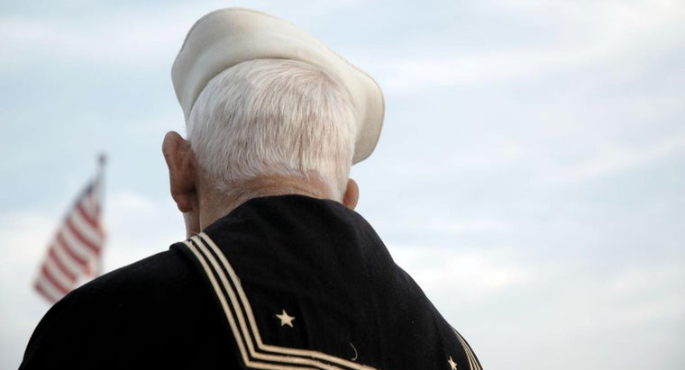 Who Are Some of the Most Famous Navy Veterans?