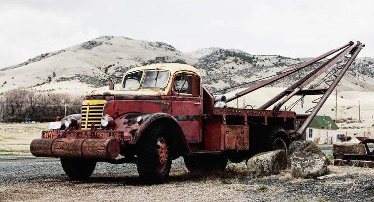 Where Can You Find Tow Trucks for Sale by Owner?