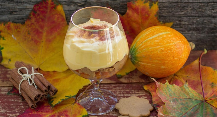 What Are Some Quick Ways to Make Pumpkin Spice Pudding?