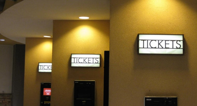 How Do You Find Out the Cost of a Movie Theater Ticket?