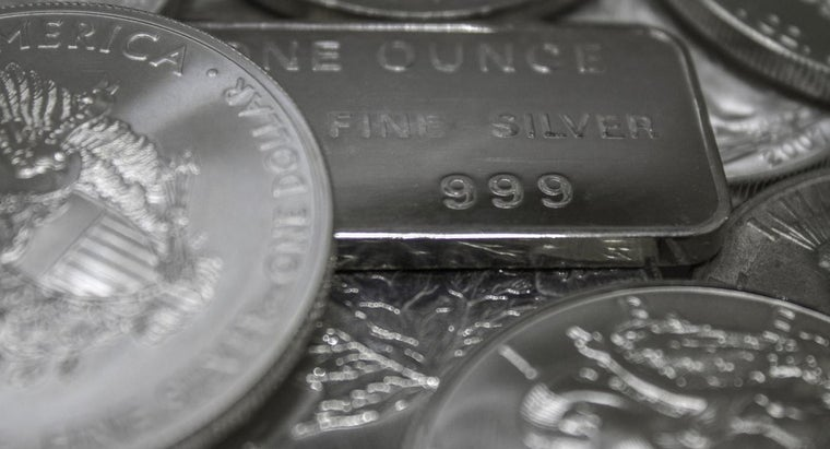 What Is One Troy Ounce .999 Fine Silver Worth?