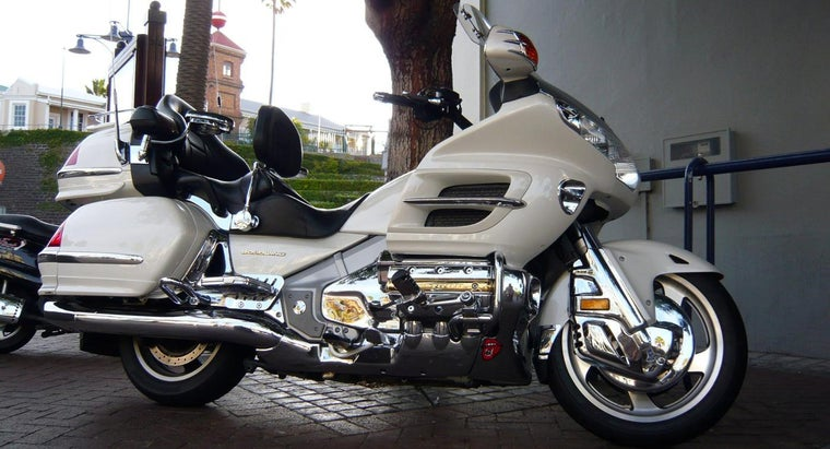 How Are Used Honda Goldwings Rated?