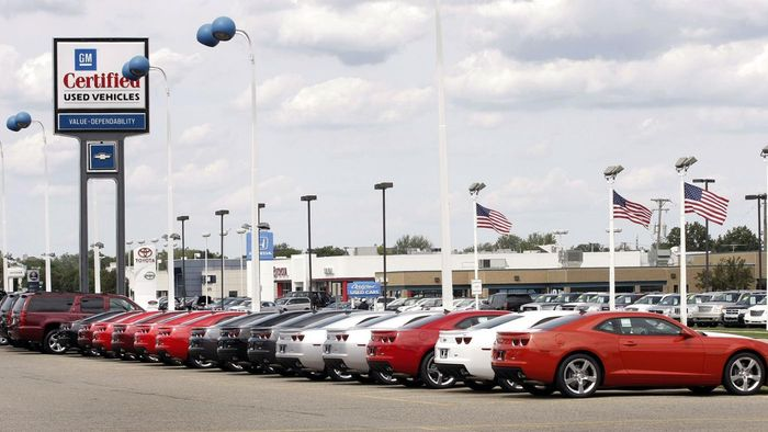 Where Can You Buy Used Cars Near Manheim?
