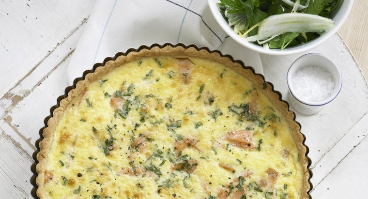 What Is a Unique and Easy No-Crust Quiche Recipe?