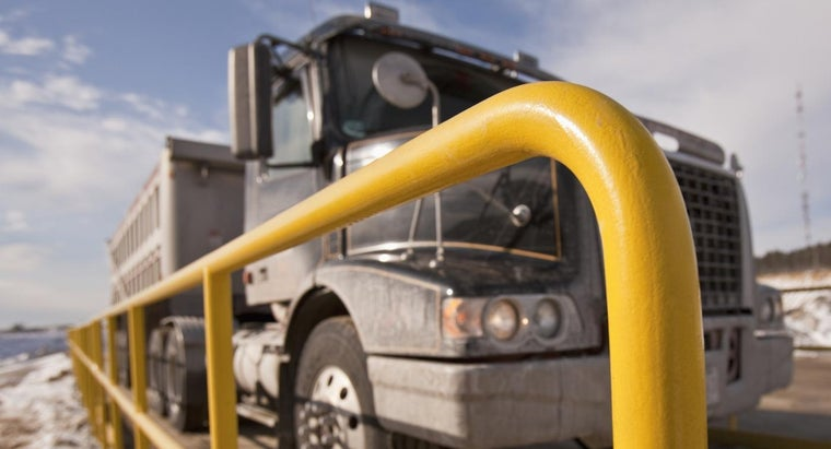 How Do You Find a Vehicle's Gross Weight?