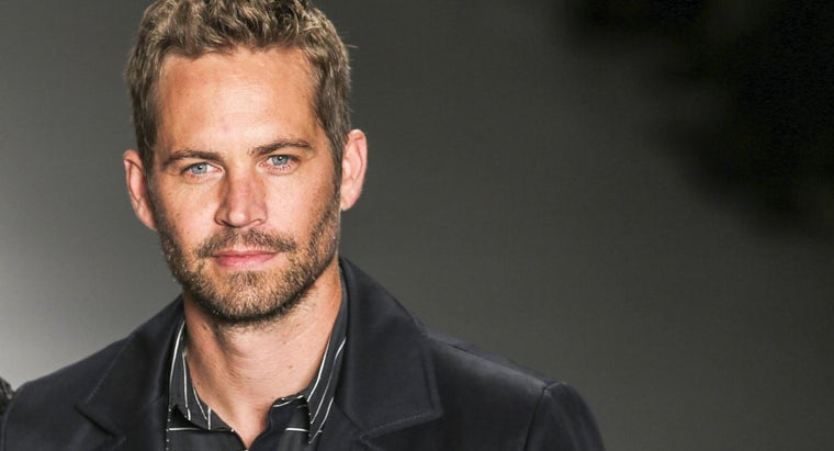 When Was Paul Walker's Funeral?