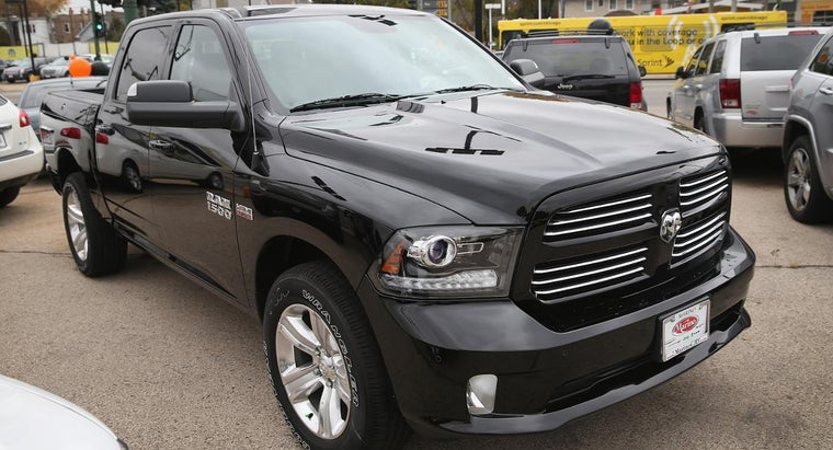 Where Can You Find Used Dodge Ram Truck Parts for Purchase?