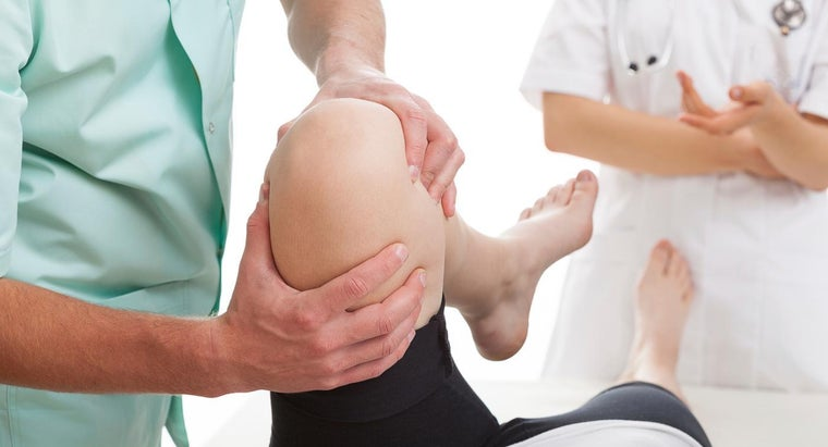 What Are Some Causes of Knee Pain?