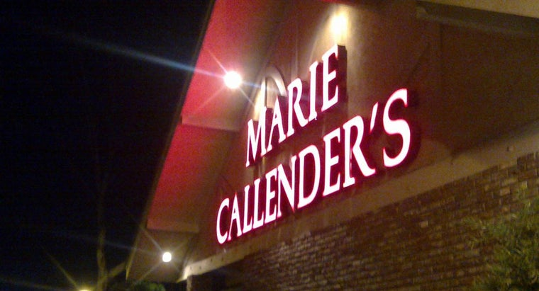 Where Can You Find Marie Callender's Recipes to Make at Home?