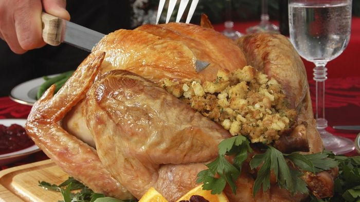 What Are the Cooking Times for a Stuffed Turkey?