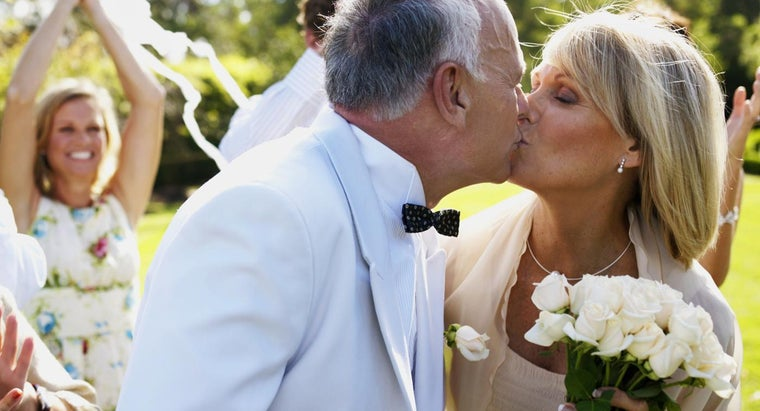 What Are Some Good Wedding Dresses for Women Over 50?