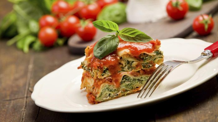 Is There a Lasagna Recipe That Doesn't Involve Meat?