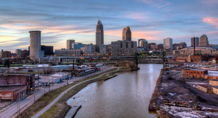 Where Can You Find a Website Listing All of the Catholic Churches in Cleveland?